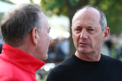 Ron Dennis, McLaren, Ron Dennis McLaren Executive Chairman