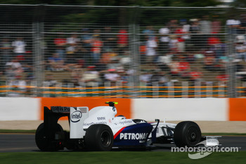Nick Heidfeld, BMW Sauber F1 Team, F1.09