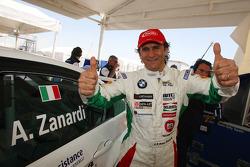 Alex Zanardi, BMW Team Italy-Spain