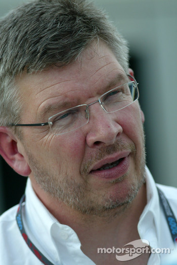 Ross Brawn
