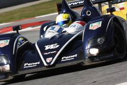 #41 G.A.C. Racing Team Zytek 07S - Zytek: Karim Ojjeh, Claude-Yves Gosselin