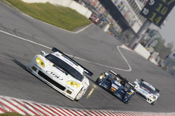 #72 Luc Alphand Aventures Corvette C6.R: Luc Alphand, Patrice Goueslard, Yann Clairay