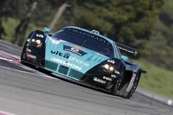 #1 Vitaphone Racing Team Maserati MC12: Andrea Bertolini, Michael Bartels