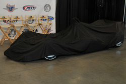 The car under the cover