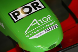 Team Portugal nose cone
