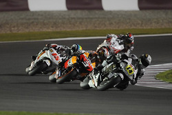 Randy De Puniet, LCR Honda MotoGP, Dani Pedrosa, Repsol Honda Team, Colin Edwards, Monster Yamaha Tech 3