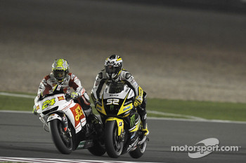 Toni Elias, San Carlo Honda Gresini, James Toseland, Monster Yamaha Tech 3
