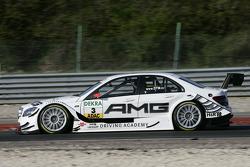 Ralf Schumacher, AMG Mercedes C-Klasse