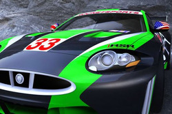 Rocketsports Racing Jaguar XKR GT2 announcement
