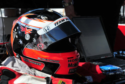 Helmet of Will Power, Team Penske