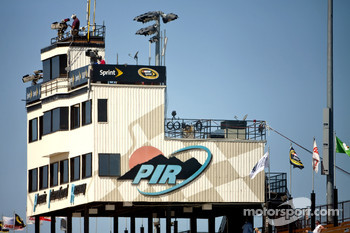 Phoenix International Raceway tower