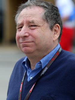 Jean Todt, Scuderia Ferrari
