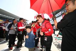 #3 Hasemi Tomica Ebbro GT-R: Ronnie Quintarelli