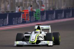 Jenson Button, Brawn GP wins the race