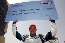 Gianni Morbidelli Palm Beach Speedcar Series Champion