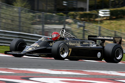 #17 Nico Bindels (L) Lotus 87B, Martin Stretton Racing (1981-82)