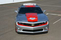 2009 Indianapolis 500 2010 Chevrolet Camaro pace car presentation