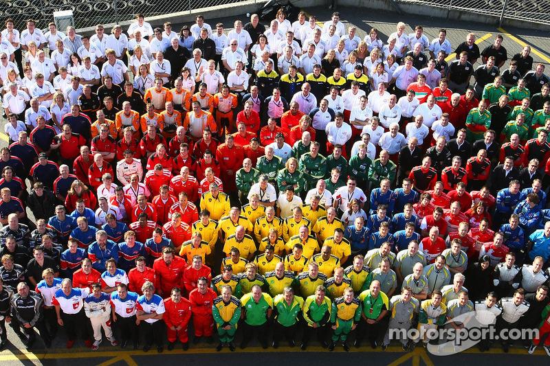 A1GP crew season 08/09