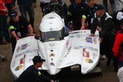 #12 class 3 Starboat BRP: Christophe Larigot, Guillaume Gougeon, Frédéric Talent, Pascal Bernard