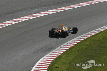 In Eau Rouge