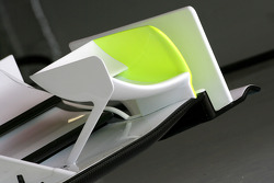 Brawn GP front wing detail