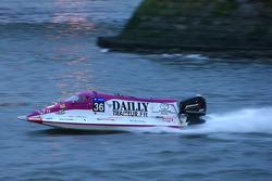 #36 class 2 Team Dailly: Frédéric Bagot, Alain Dailly, Jacques Morin, Martial Kauffmann