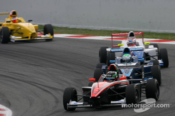 Kevin Gilardoni, Fisichella Motor Sport International SPA