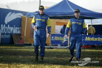 Cody Crocker and Ben Atkinson, Motor Image Racing