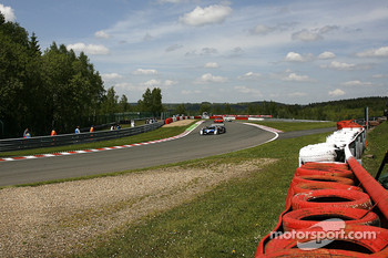 The esses at Malmdy