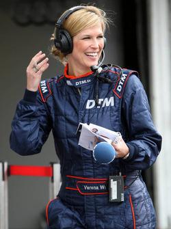 Verena Wriedt, DTM TV