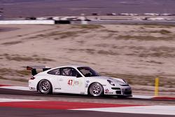 #47 Orbit Racing Porsche 911 GT3 Cup: John Baker, Guy Cosmo