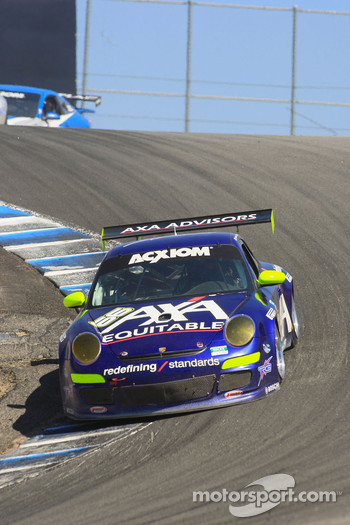 #66 TRG Porsche GT3: Ted Ballou, Spencer Pumpelly