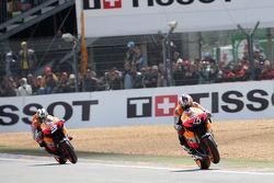 Andrea Dovizioso, Repsol Honda Team, Dani Pedrosa, Repsol Honda Team