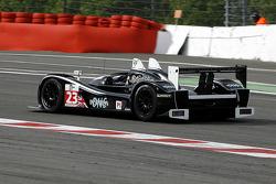 #23 Strakka Racing Ginetta - Zytek: Peter Hardman, Nick Leventis, Danny Watts