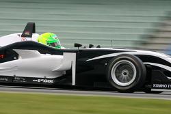 Kevin Mirocha, HBR Motorsport, Dallara F308 Mercedes