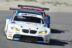 #90 BMW Rahal Letterman Racing Team BMW E92 M3: Bill Auberlen, Joey Hand