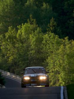 #148 BMW 335d GTR: Henning Meyersrenken, Thomas Haider, Reinhard Schall