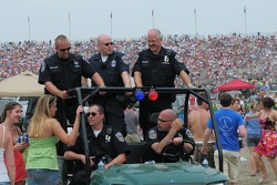 Speedway police