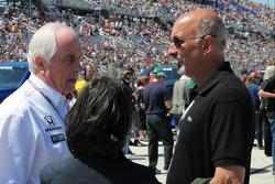 Roger Penske and Bobby Rahal