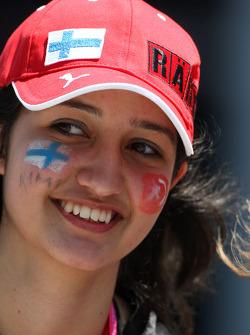 Fan of Kimi Raikkonen, Scuderia Ferrari