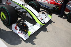 Brawn GP Front nose cone