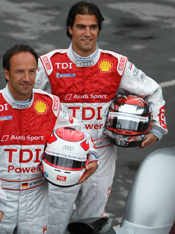 Marco Werner and Lucas Luhr