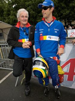 Hugues de Chaunac and Bruno Senna