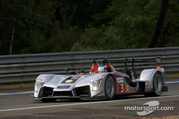 #3 Audi Sport North America Audi R15 TDI: Alexandre Prmat, Romain Dumas, Timo Bernhard