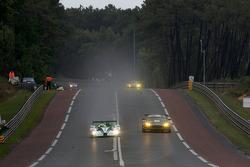 #31 Team Essex Porsche RS Spyder: Kristian Poulsen, Casper Elgaard, Emmanuel Collard, #87 Drayson Racing Aston Martin Vantage: Paul Drayson, Jonny Cocker, Marino Franchitti