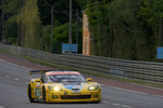 #63 Corvette Racing Corvette C6.R: Johnny O'Connell, Jan Magnussen, Antonio Garcia