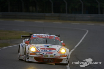 #76 IMSA Performance Matmut Porsche 911 GT3 RSR: Raymond Narac, Patrick Long, Patrick Pilet