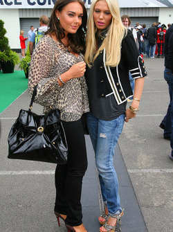 Tamara and Petra Ecclestone, Daughters of Bernie Eccelestone