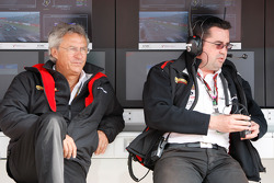 Jean-Paul Driot, Dams Team Principal with Managing and Technical Director of Dams