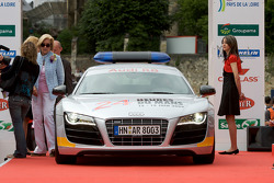 The 24 Hours of Le Mans 2009 Audi R8 Safety Car